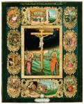 Распятие Христово, с 10 клеймами Страстей