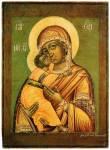 Владимирская икона Богоматери