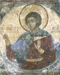 Святой мученик Пантелеимон