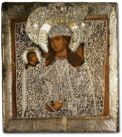 Силуамская икона Богоматери