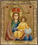 Икона Богоматери «Прежде Рождества Дева»