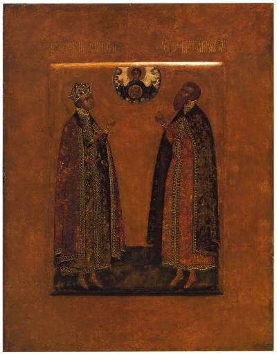 Царевич Димитрий и благоверный князь Роман Угличский