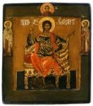 Мученик Никита на престоле