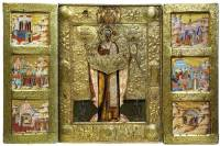 Святой Евфимий Вяжищский, с житием