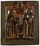 Ярославские святые в молении Толгскому образу Богоматери