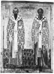 Святители Кирилл и Афанасий Александрийские