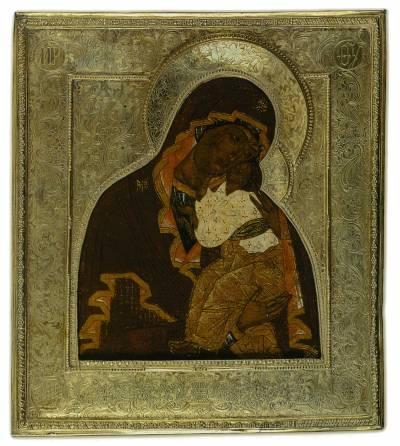 Ярославская икона Богоматери