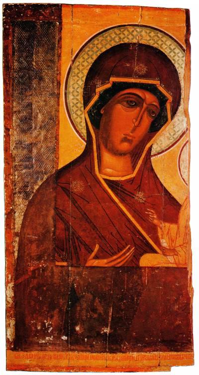 Икона Богоматери «Одигитрия»