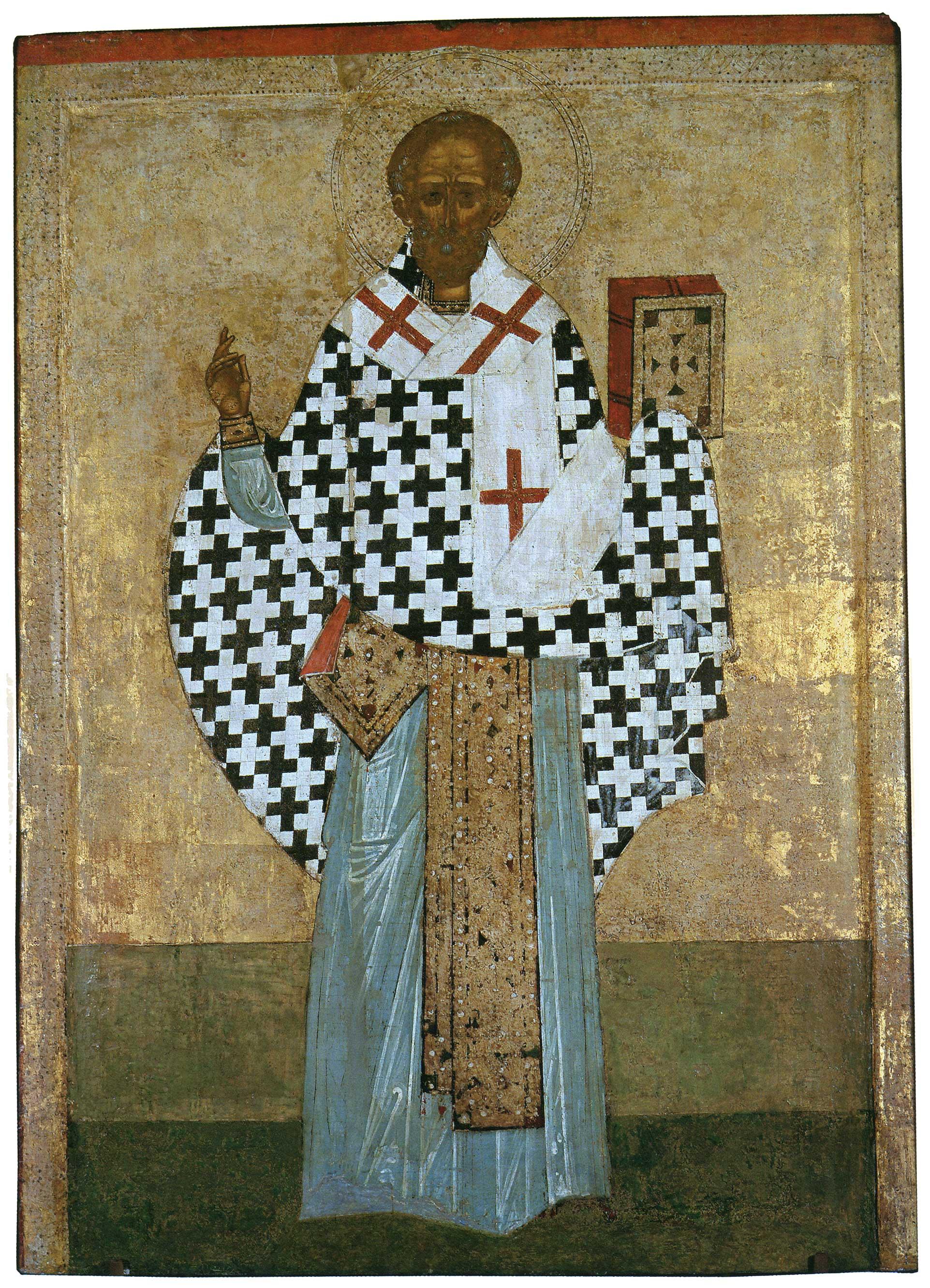 Святитель Николай Чудотворец (Зарайский)