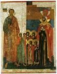 Святые братья Маккавеи, учитель их Елеазар и мать их Соломония