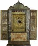 Корсунская икона Богоматери, в киоте