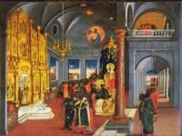 Обновление храма Воскресения Христова