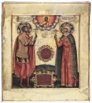 Великомученик Феодор Стратилат и мученица Агафья