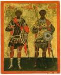 Великомученики Феодор Стратилат и Феодор Тирон
