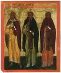 Пророк Илия, преподобные Пимен Великий и Моисей Мурин