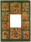 Рама Казанской иконы Богоматери