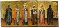 Святители Иоанн, Феодор, Дионисий и Симон и преподобные Евфимий и Евфросиния Суздальские