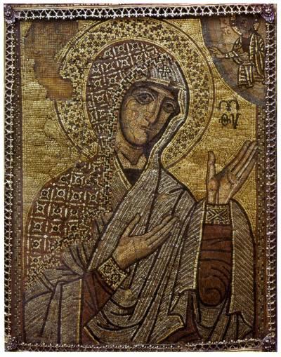 Богоматерь Агиосоритисса