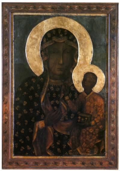Ченстоховская икона Богоматери