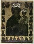 Рудковская икона Богоматери