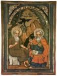 Пророк Илия и праотец Енох