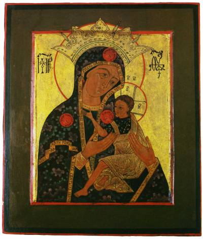 Икона Богоматери «О, Всепетая Мати»