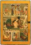 Апостол Петр, со сценами жития апостолов Петра и Павла