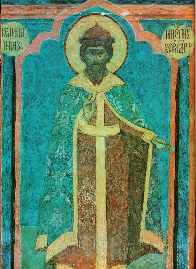 Князь Константин Всеволодович