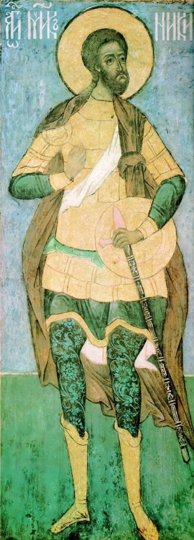 Великомученик Никита Воин