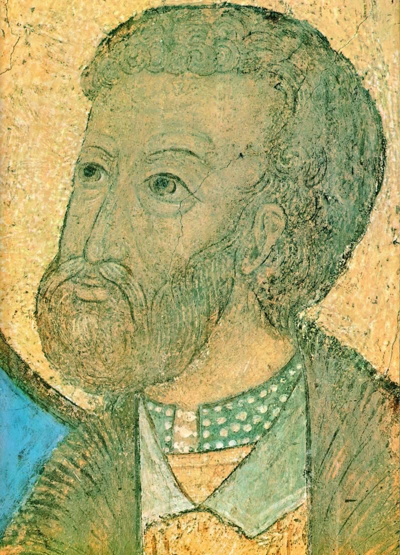 Лик князя Петра