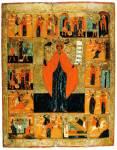 Великомученица Параскева, с житием