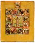 Святитель Алексий Московский, с житием