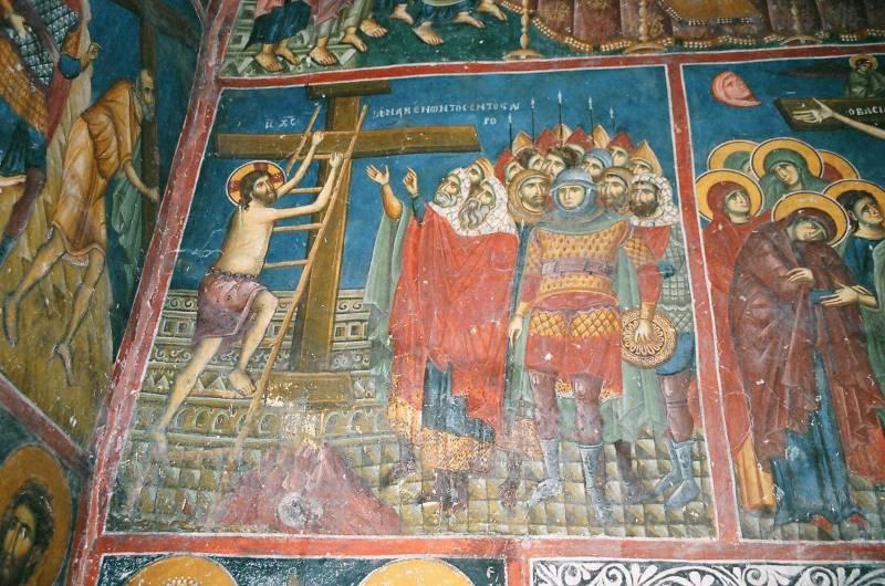 Восхождение на крест