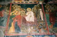 Жены-мироносицы у Гроба Господня