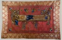 Положение во гроб («Пучежская плащаница»)