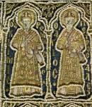 Святые Климент, папа Римский, и Петр Александрийский