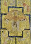 Вознесение, с пророками в клеймах