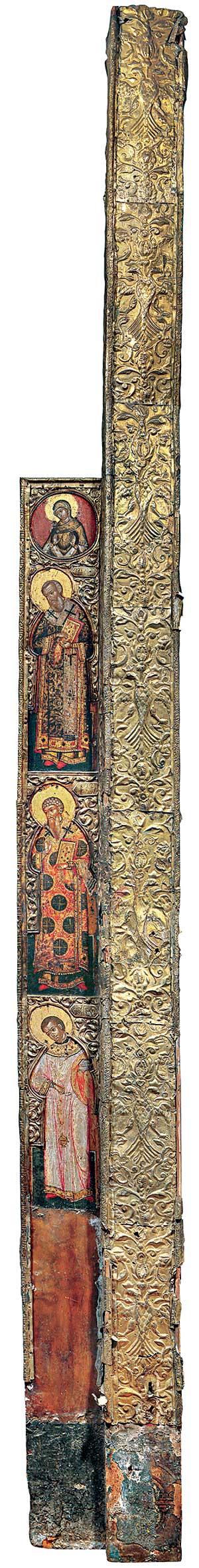 Столбик Царских врат (правый)