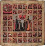 Муромские чудотворцы, с житием святых благоверных князя Петра и княгини Февронии