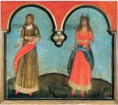 Сивиллы Персика и Тибуртина