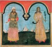 Сивиллы Агриппа и Дельфика
