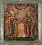 Собор муромских чудотворцев, с избранными святыми