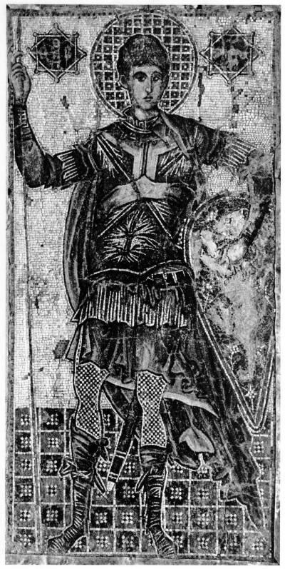 Святой Димитрий Солунский