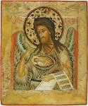 Иоанн Предтеча — Ангел пустыни