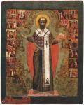 Святитель Николай Чудотворец («Можайский»), с житием