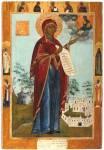Боголюбская икона Богоматери
