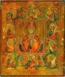 Курская-Коренная икона Богоматери