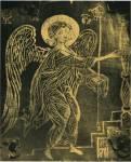 Благовещение: архангел Гавриил