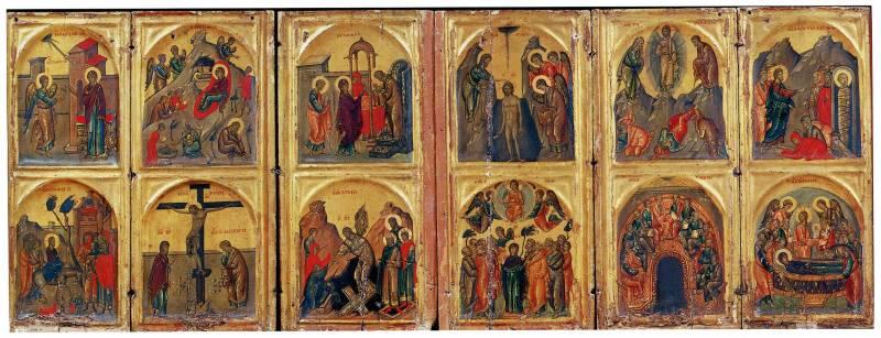 Праздники. Апостолы, святые и ангелы