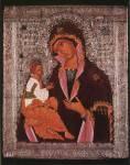 Богоматерь с Младенцем («Гребенская»; по типу Иерусалимской)